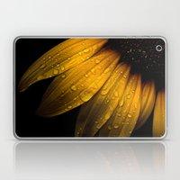 Backyard Flowers 28 Sunf… Laptop & iPad Skin