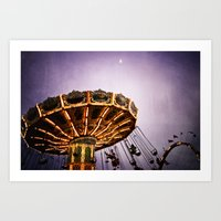 Thrill Seeker Art Print