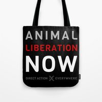 Liberation Now Tote Bag