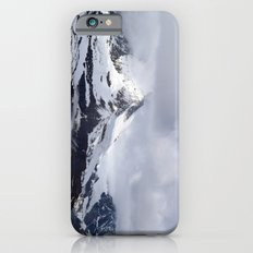 Mountain meets Clouds iPhone 6 Slim Case