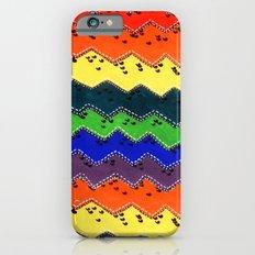 Anonymous rainbow iPhone 6 Slim Case