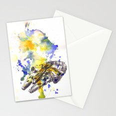 Star Wars Millenium Falcon  Stationery Cards