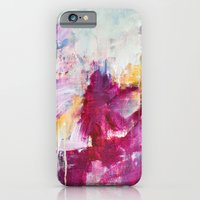 abstract landscape - variation iPhone 6 Slim Case