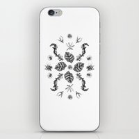 Botanica Composition  iPhone & iPod Skin