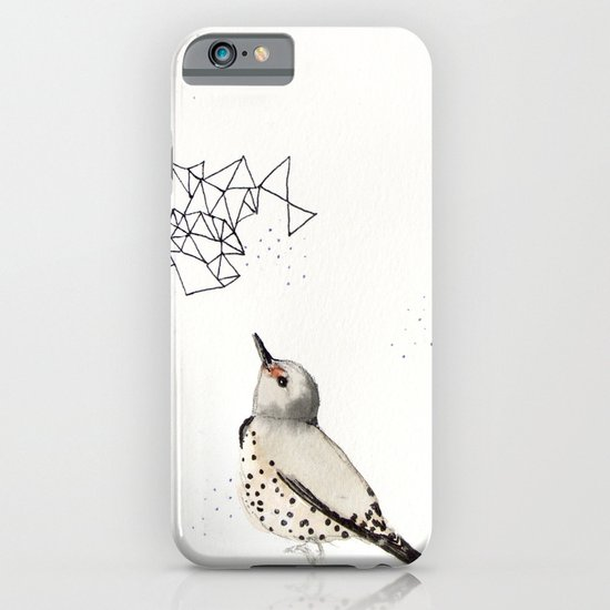 Northern Flicker iPhone & iPod Case