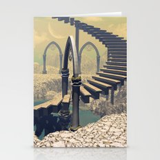 The Treppe In The Sky Stationery Cards