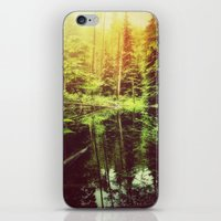 Mirror Pond iPhone & iPod Skin