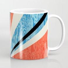 Graphic Woodgrain Mug