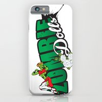 logo iPhone & iPod Cases featuring Logo by Zombie Dolls