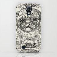 Persian Pug Galaxy S4 Slim Case