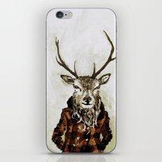 hunting season iPhone & iPod Skin