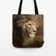 The Old King Tote Bag