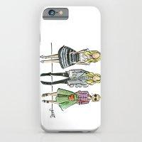 Fashion Illo Trio iPhone 6 Slim Case