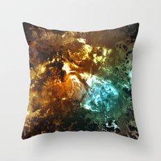 γ Regor II Throw Pillow