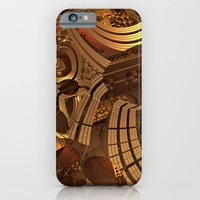 iPhone & iPod Case featuring Mad Mad World by Lyle Hatch