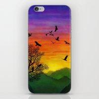 Eagles iPhone & iPod Skin