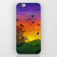 Eagles iPhone & iPod Skin