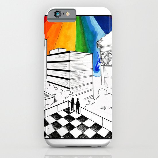 Everyone Became Part of the Sun iPhone & iPod Case