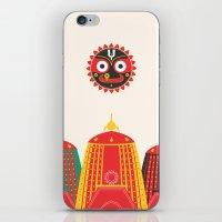 Rathyatra iPhone & iPod Skin