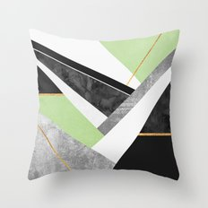 Lines & Layers 1.3 Throw Pillow