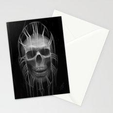 skull9:30 Stationery Cards