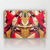 DIVINE GODDESS REFLECTIO… Laptop & iPad Skin
