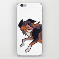 Shepherd iPhone & iPod Skin