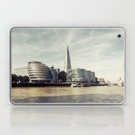 Laptop & iPad Skin featuring London City View by Architect´s Eye