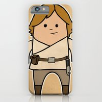 iPhone & iPod Case featuring Luke by thejrowe
