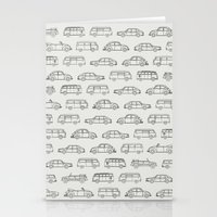 Volkswagens Everywhere Stationery Cards