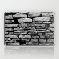 stone wall Laptop & iPad Skin