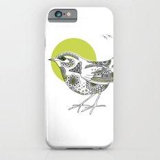 Bush Wren Xenicus Longipes Slim Case iPhone 6s