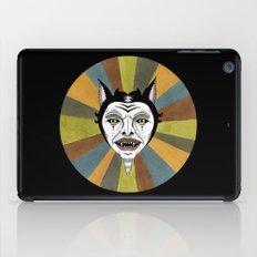 Cat Color Wheel No. 1 iPad Case