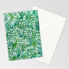 DEM PINEAPPLES Stationery Cards