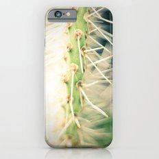 Cactus in Sunlight iPhone 6s Slim Case