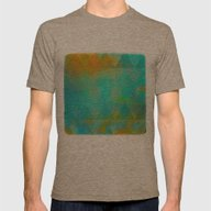 Ice Mountains Mens Fitted Tee Tri-Coffee MEDIUM