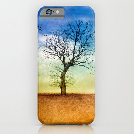 ATMOSPHERIC TREE | Autumn Light iPhone & iPod Case