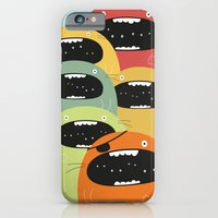 Monster Gang. iPhone 6 Slim Case