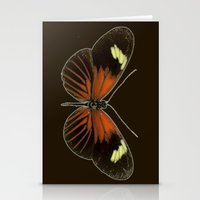 Untitled Butterfly Stationery Cards
