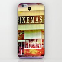 Abandoned Cinema iPhone & iPod Skin