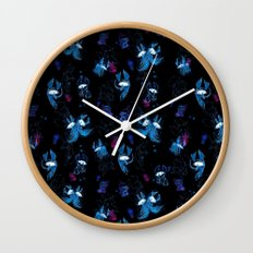 Disco pattern Wall Clock
