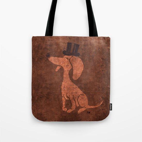 Arrogant Dog Tote Bag