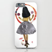 Dancing On The Moon iPhone 6 Slim Case