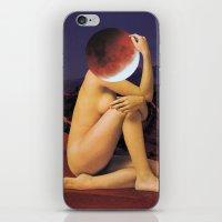 BLOOD MOON iPhone & iPod Skin