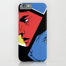 Love in 3 colors iPhone 6s Slim Case
