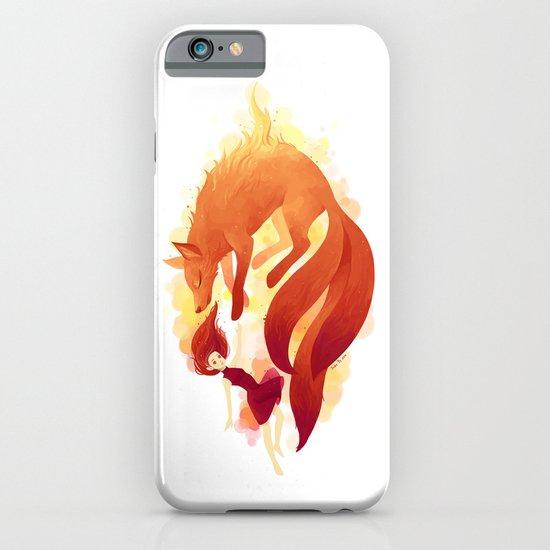 Fire Fox iPhone & iPod Case