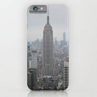 Dreamy NYC iPhone 6 Slim Case