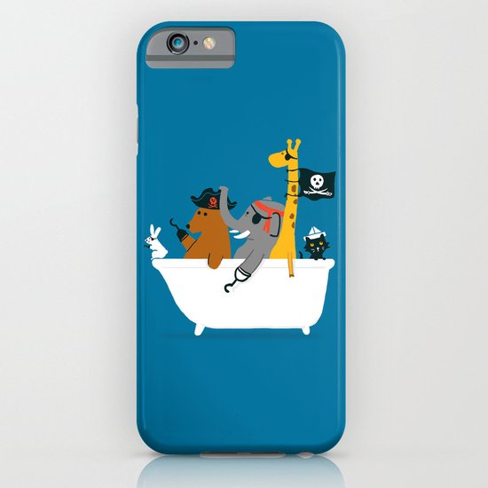 Everybody wants to be the pirate iPhone & iPod Case
