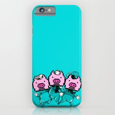 3 Little PIGS|XELATED iPhone 6 Slim Case