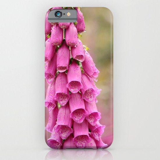 Foxglove II iPhone & iPod Case